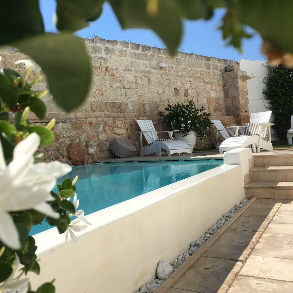 The Pool Don Ferrante Hotel Monopoli Puglia Italy