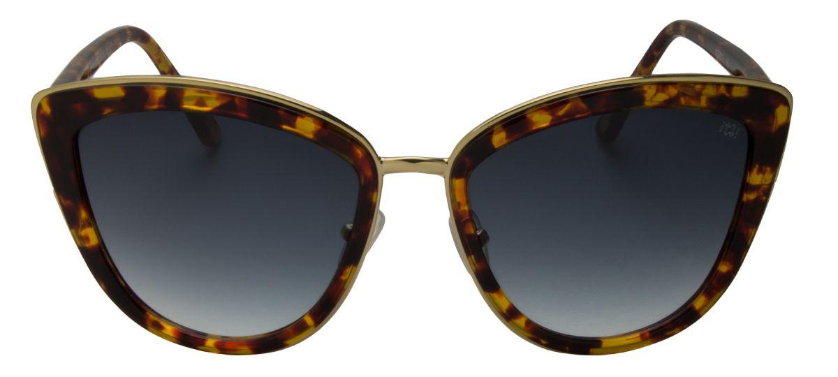 e83bce128de5d IT Sabrina Sato Diva A105 - Tartaruga Escuro Dourado - C3 Óculos de Sol na  eÓtica