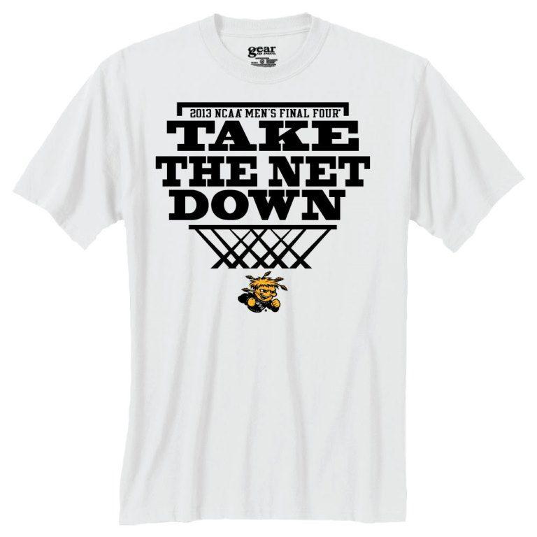 Kansas State University March Basketball Girls Performance T-Shirt Ombre