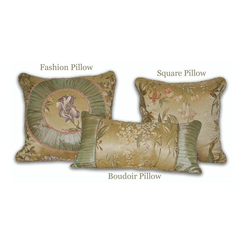 Croscill Bedding Bathroom Accessories Window Treatments Decorative Pillows Pillows Decorative Pillow Shams