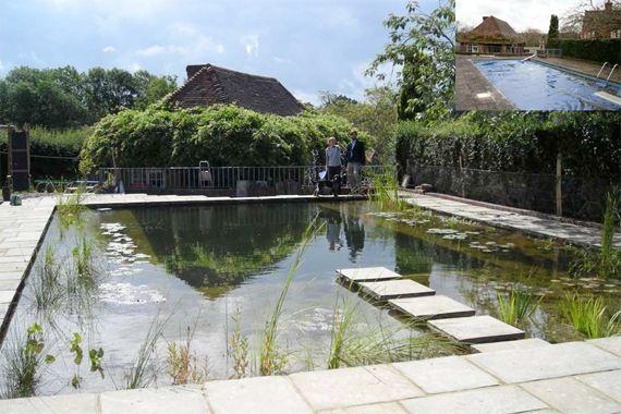 bio-schwimmteich garten selber bauen naturnah fliesen   pool, Garten und erstellen