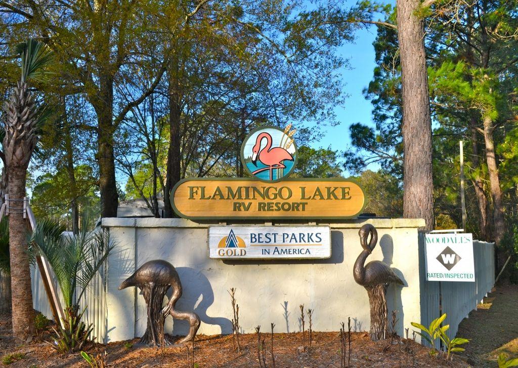 Fl Jacksonville Thervventurer Fl Campgrounds Jacksonville Florida Flamingo