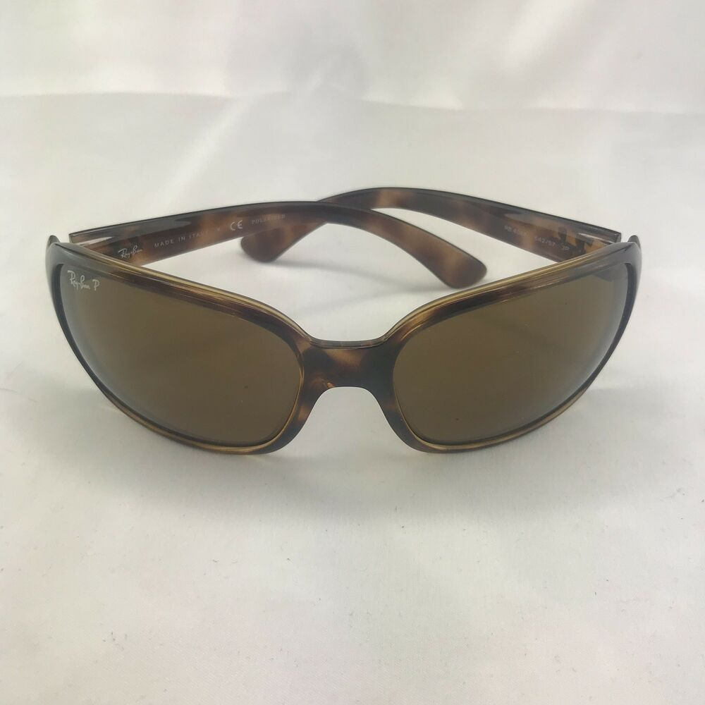 46e2800e4b Ray-Ban sunglasses RB 4068 642 57 3P Tortoise Frame Brown Lens Polarized   fashion  clothing  shoes  accessories  womensaccessories ...
