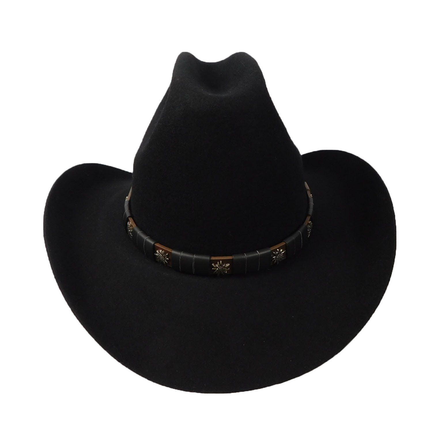 b13ea69185f Cattleman Hat Black Products Pinterest Hats Winter Hats And Wool