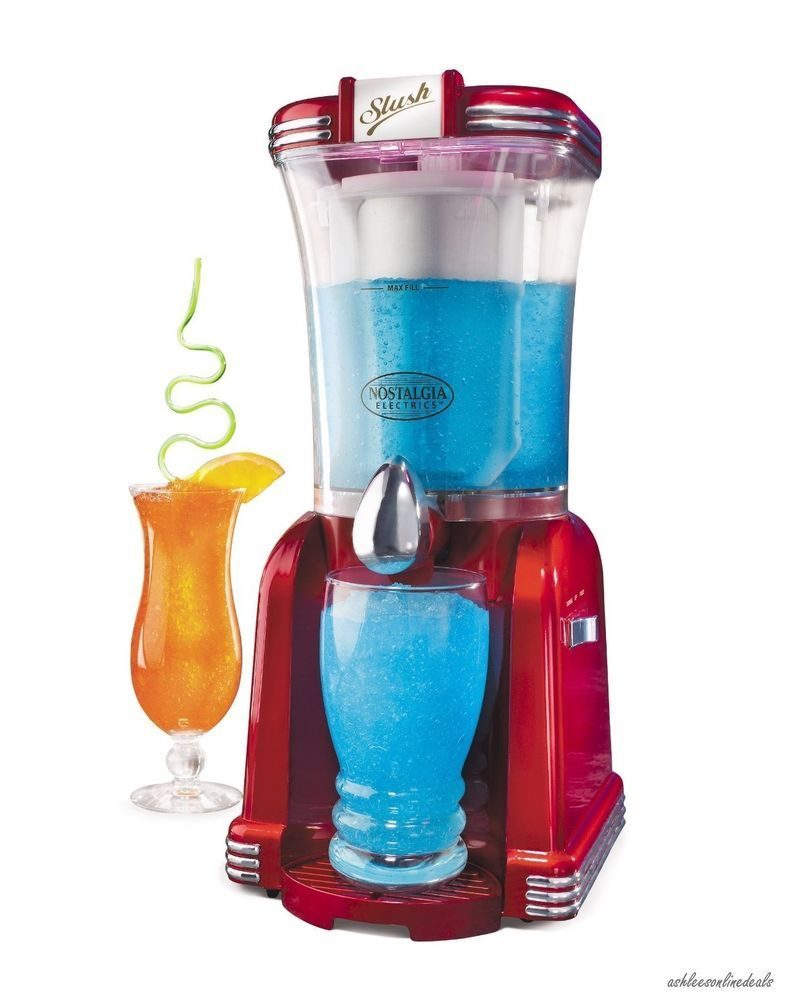 Margarita Maker Frozen Icee Slushie Machine Mixer Drink