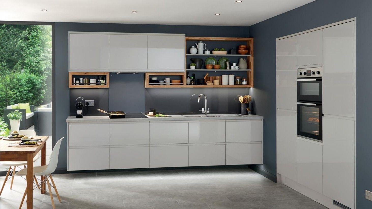 A Comprehensive Overview on Home Decoration in 8  Grey