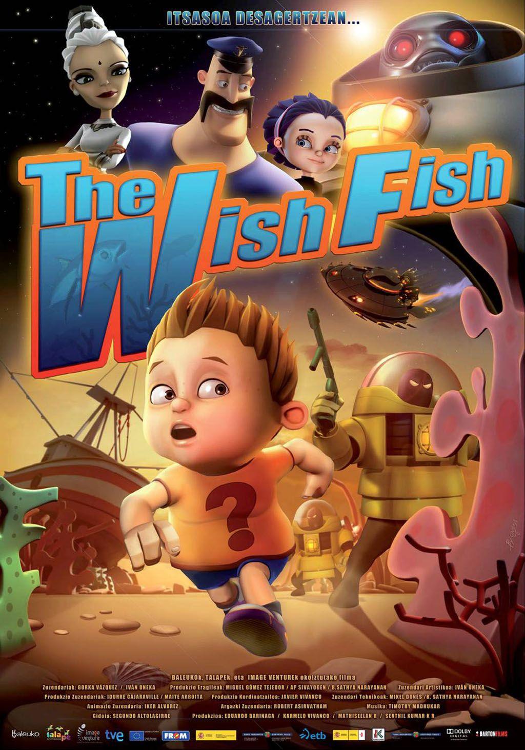 38 El Pez De Los Deseos 2012 Fish Movies Wish