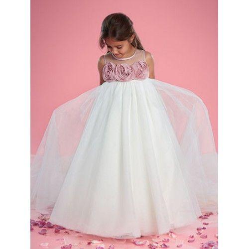 Alfred Angelo Flowergirl Dress 6698 | Flower Girl Dresses ...