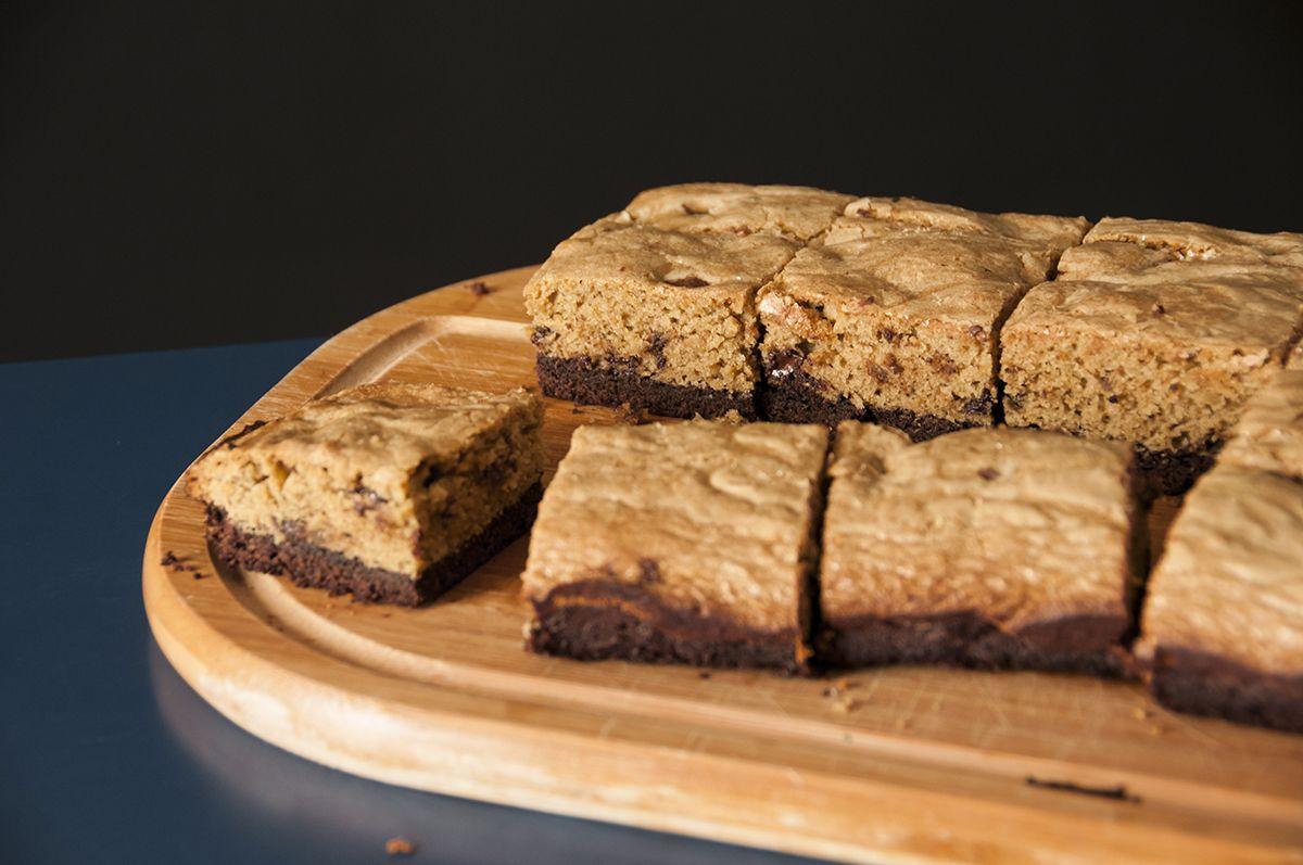 Brookies | Brownie e Cookie