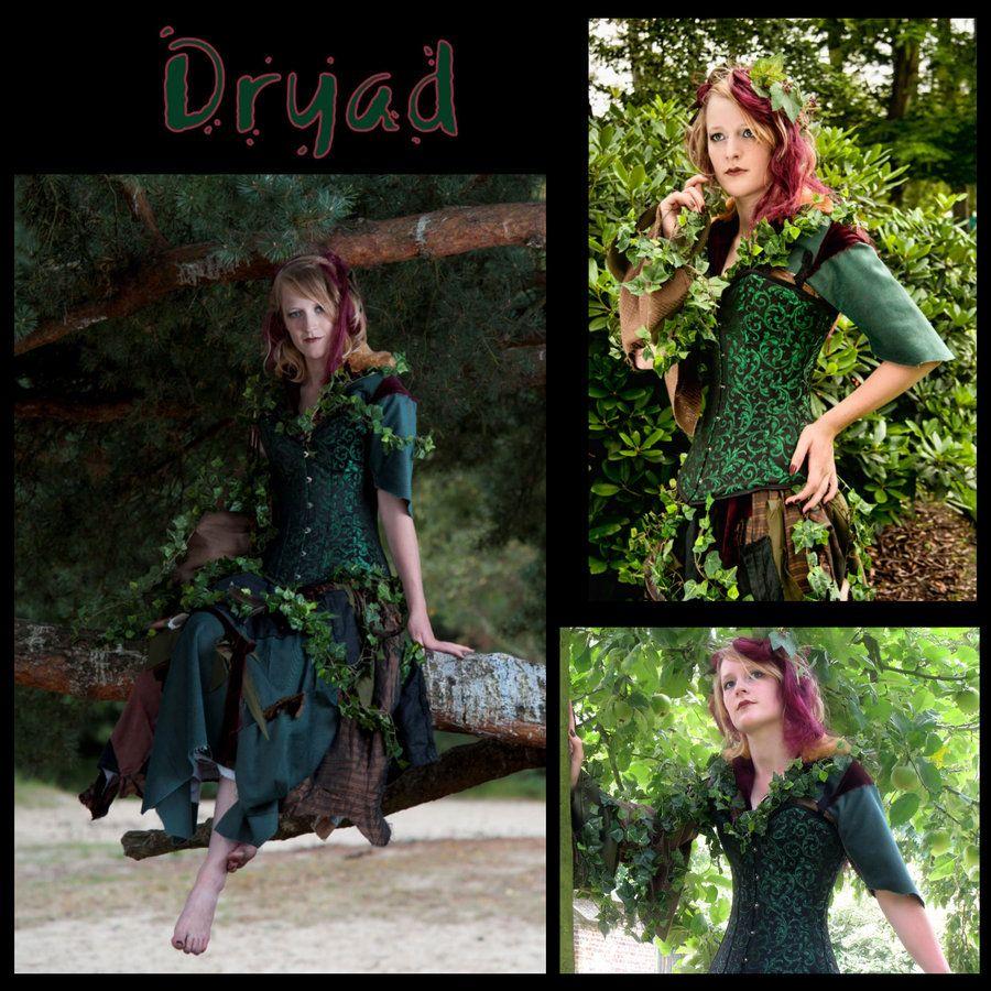 Diy Dryad Costume Icedrop21 Deviantart