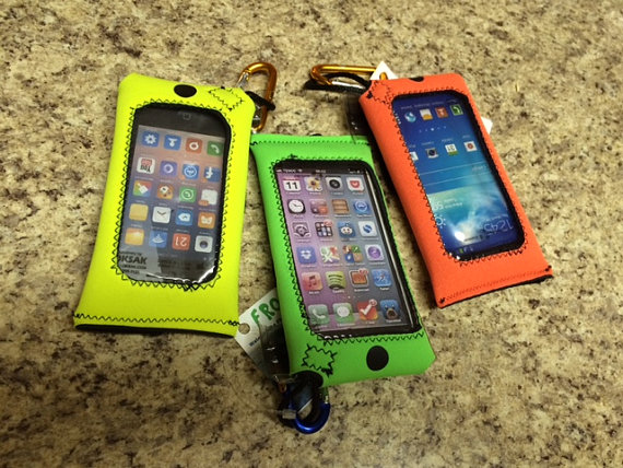 free shipping 6452d 3a5ad FrogSuits: FLOATING WATERPROOF phone case, waterproof iPhone case ...