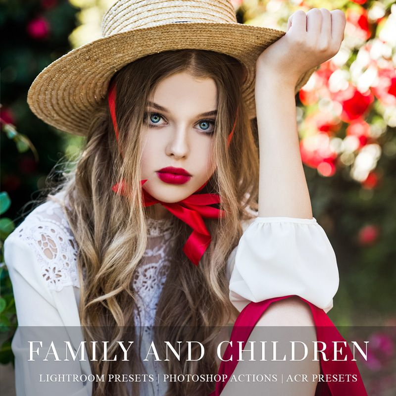 Children and Family Collection for