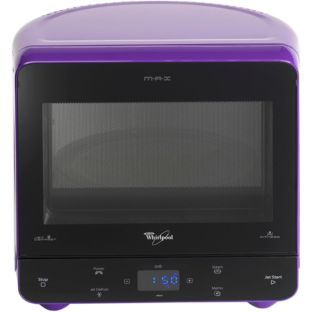 Whirlpool Max 35 Prl 13l Touch Microwave Purple At Argos Co Uk