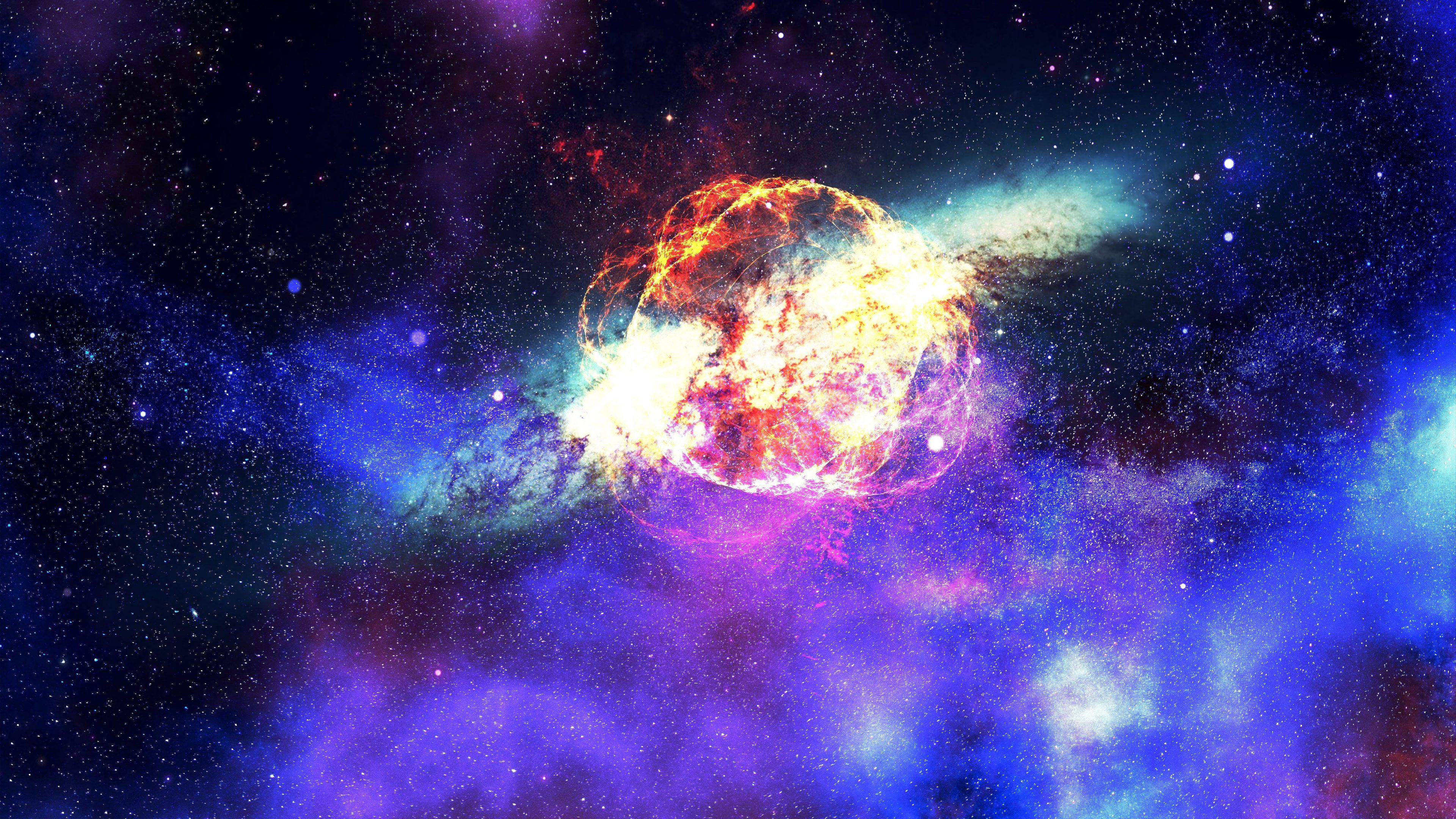 nebula galaxy outer space 4k http://livewallpaperswide/space