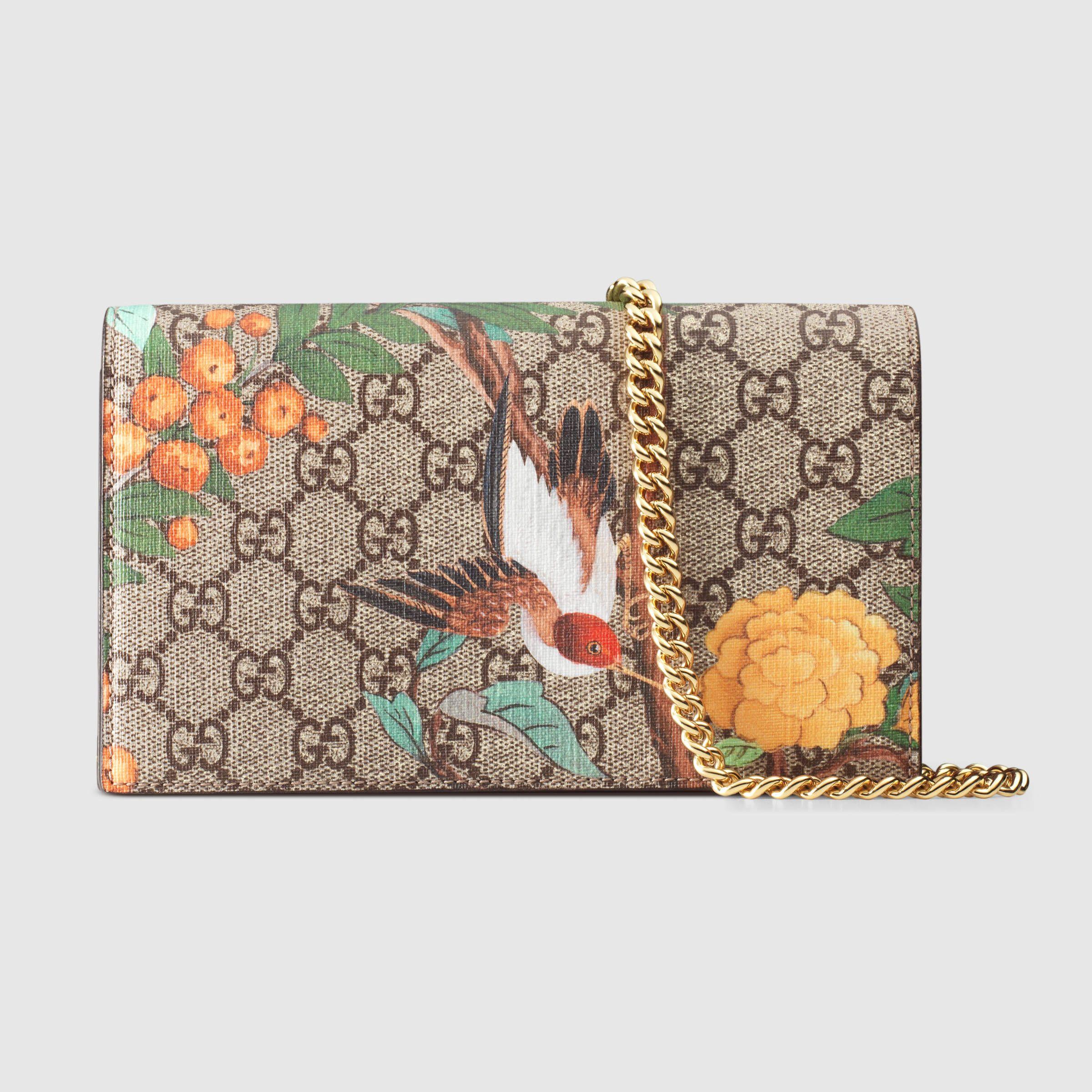 Gucci - Gucci Tian mini chain bag