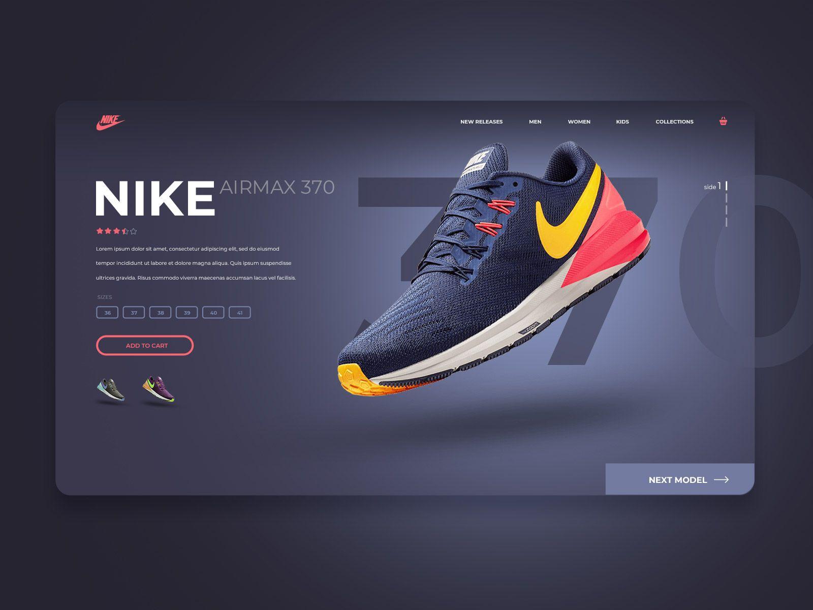 Shoe Shop - Product View | Shoes