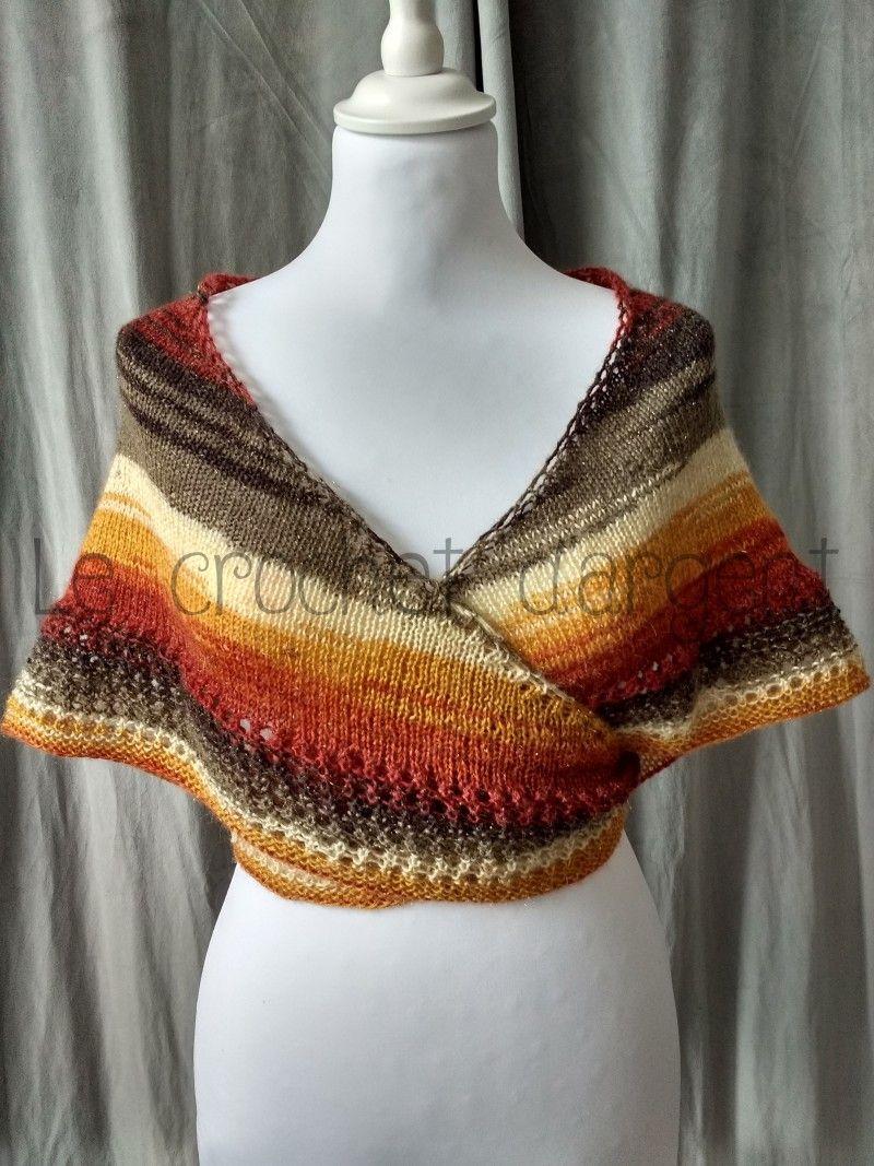 A Fall In Love | Knit Capes & Shawls | Prayer shawl ...