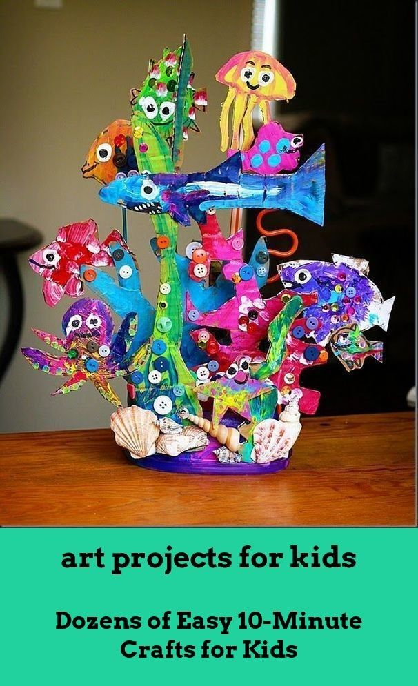 Click On The Link To Get More Information On Art Projects For Kids
