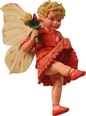 The Bird's Foot Trefoil Flower Fairy  Price $14.99