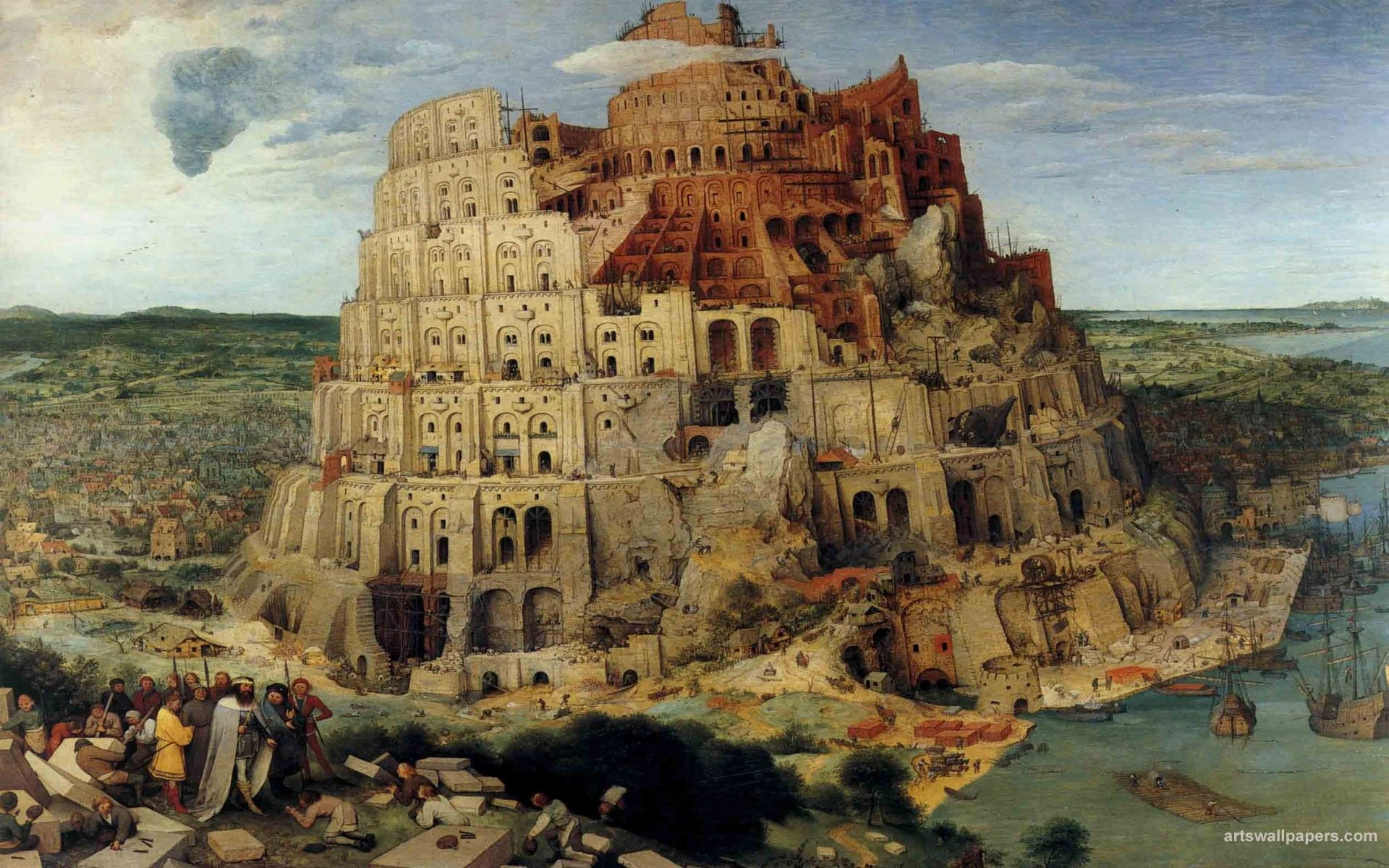 classic christian paintings - google search | christian art | tower