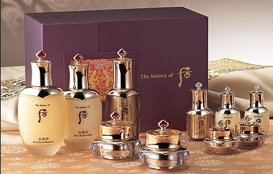 The History Of Whoo History Of Whoo Singapore The History Of Whoo Review Whoo Korea Whoo Skin Care Skin Care Skin So Soft Korean Cosmetics