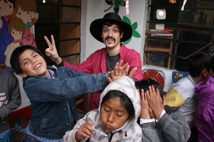 Volunteer at an after-school program for disadvantaged kids in Cusco, Peru.    http://voluntrippin.com/voluntrip-programs/aldea-yanapay/
