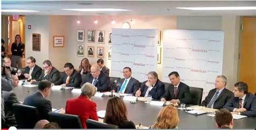 Revista El Cañero: Centroamérica entrega plan de prosperidad