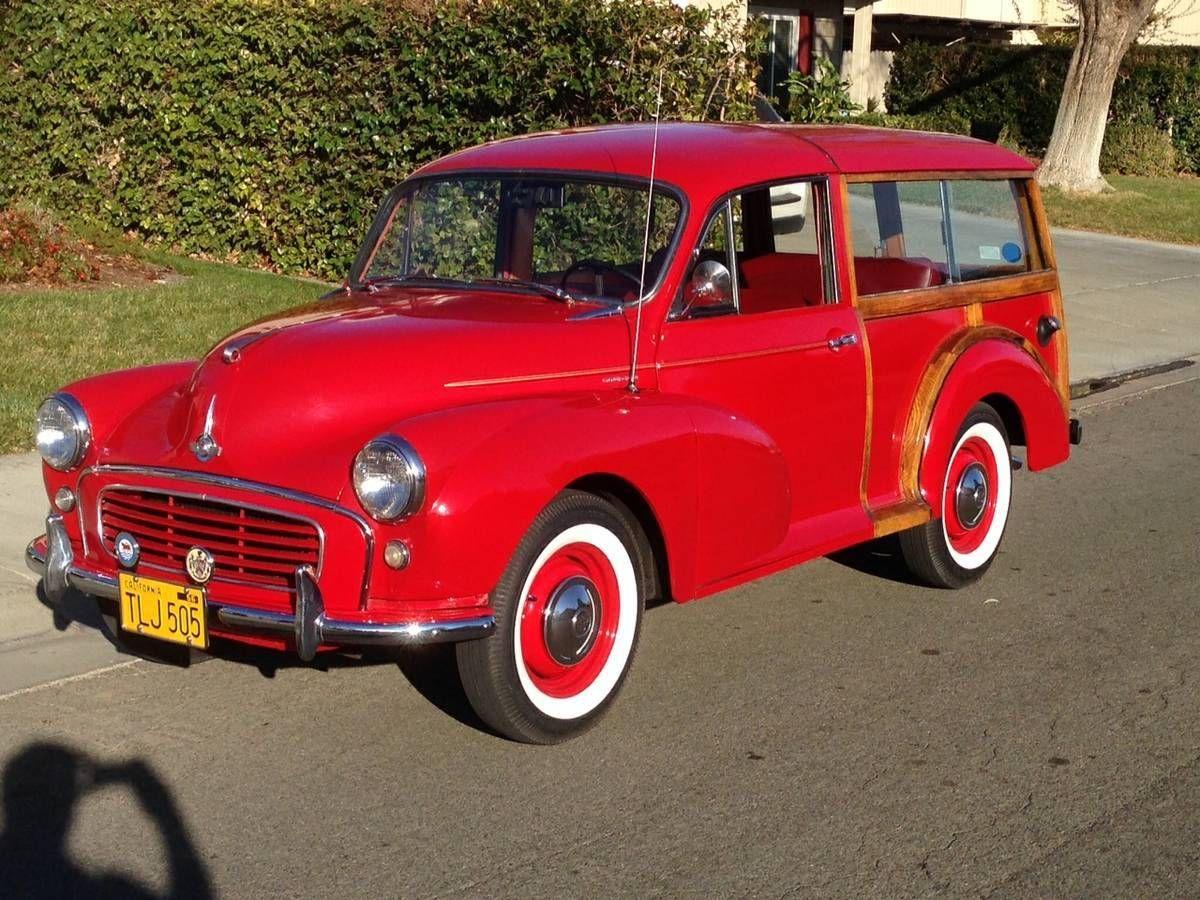 1959 Morris Traveler for sale #1973694 - Hemmings Motor News ...