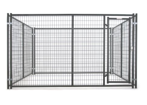 Heavy Duty Welded Wire Kennel 10 Ft W X 10 Ft L X 6 Ft H Heavy Duty Dog Kennel Dog Kennel Panels Dog Kennel