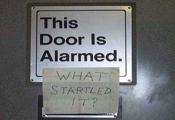 17 Sarcastic Signs That Are Hilariously Perfect - Answers.com