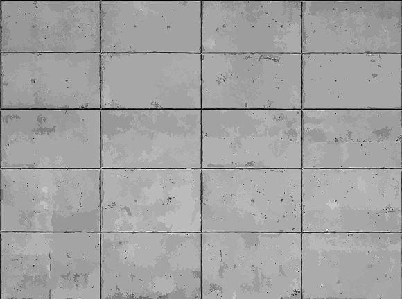 Concrete Seamless Texture Map Graphics Concrete Seamless