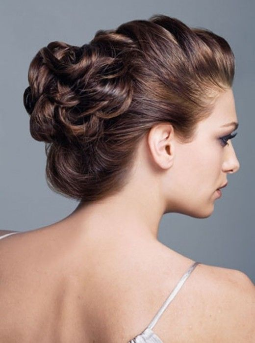 Image Detail For Wedding Updo Hairstyle With Long Hair Braided Hairstyles