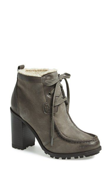 Womens Boots Sam Edelman Madge Steel Grey