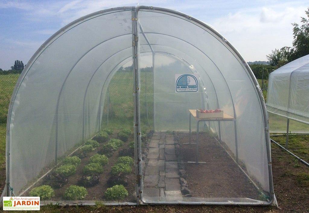 Serre Tunnel De Jardin Essentielle 6 X 3 M Home Decor Permaculture Remodel