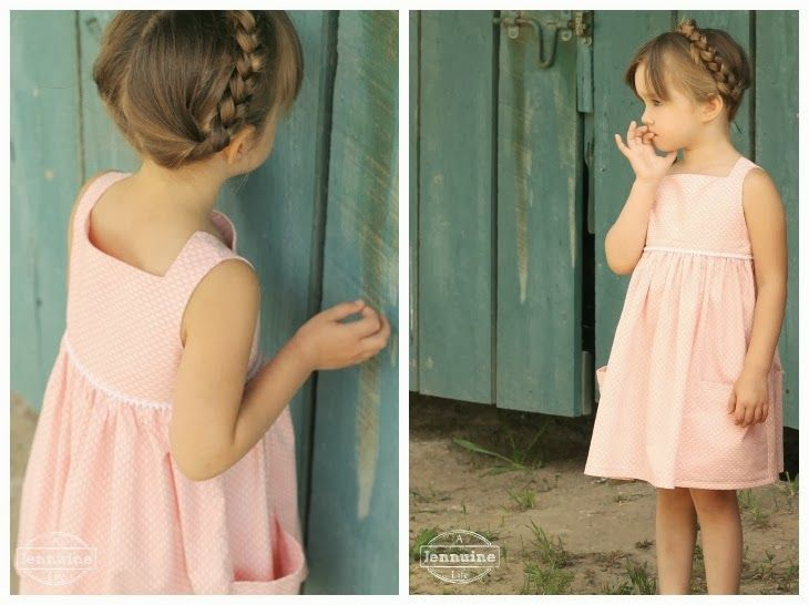 sally dress by very shannon sewn by a jennuine life