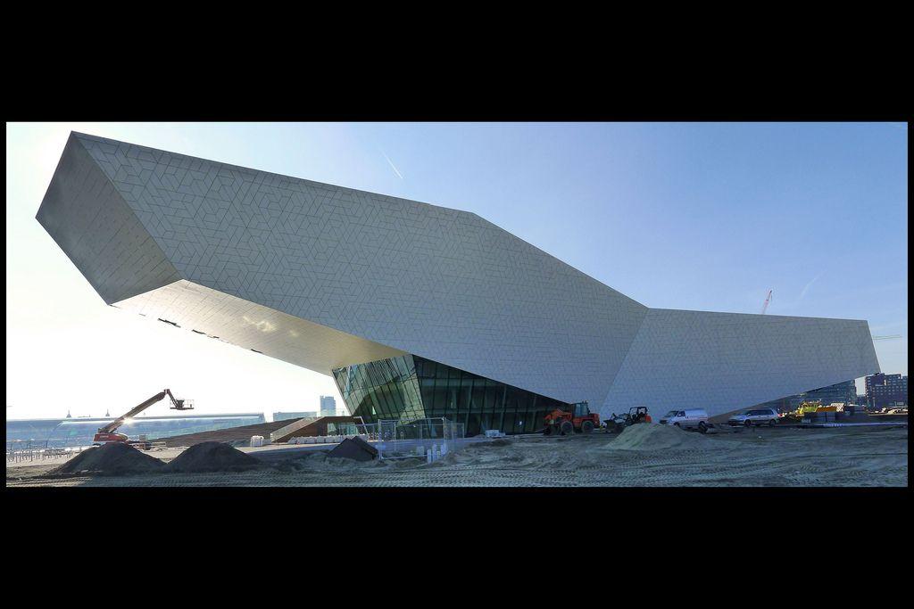 EYE film institute Amsterdam | Inspirations Area