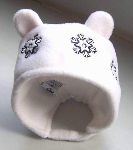 e8a80dba8b40a Gorros de polar para niños moldes - Imagui Gorros Tejidos Para Bebe
