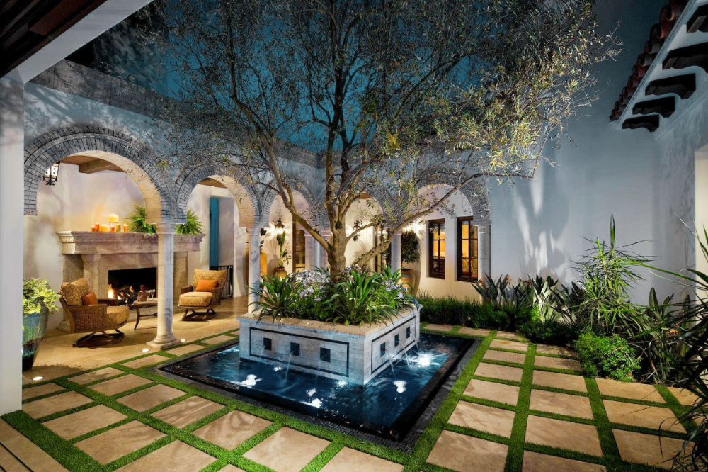 51 captivating courtyard designs that make us go wow in on wow awesome backyard patio designs ideas for copy id=47971