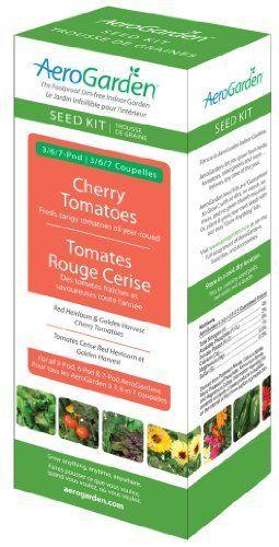 Aerogarden Cherry Tomato Seed Kit By Aerogrow 15 95 400 x 300