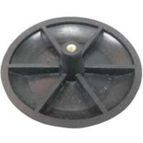 "Worldwide Sourcing PMB-178 Screw On Flush Valve Seat Disc, 3-1/4"""