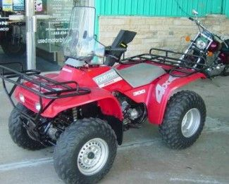cheap used 1988 honda fourtrax 300 four wheeler for sale in elkhorn wi usa by cycles plus inc. Black Bedroom Furniture Sets. Home Design Ideas