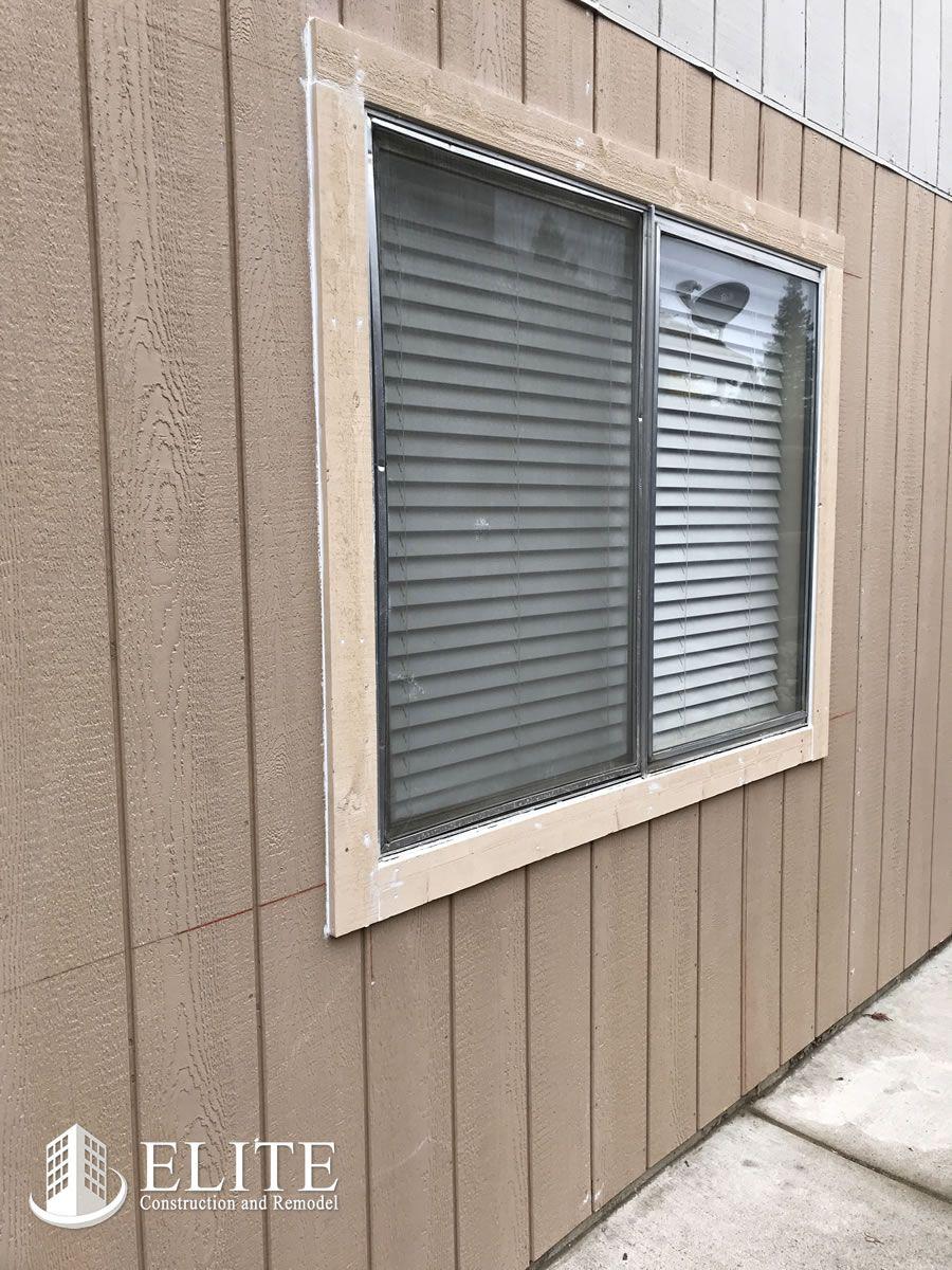 Dry Rot Repair Exterior Wood Exterior Trim Wood Repair