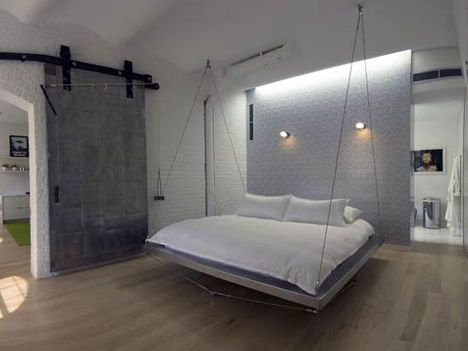 Relaxing Hanging Bed Bliss Photo
