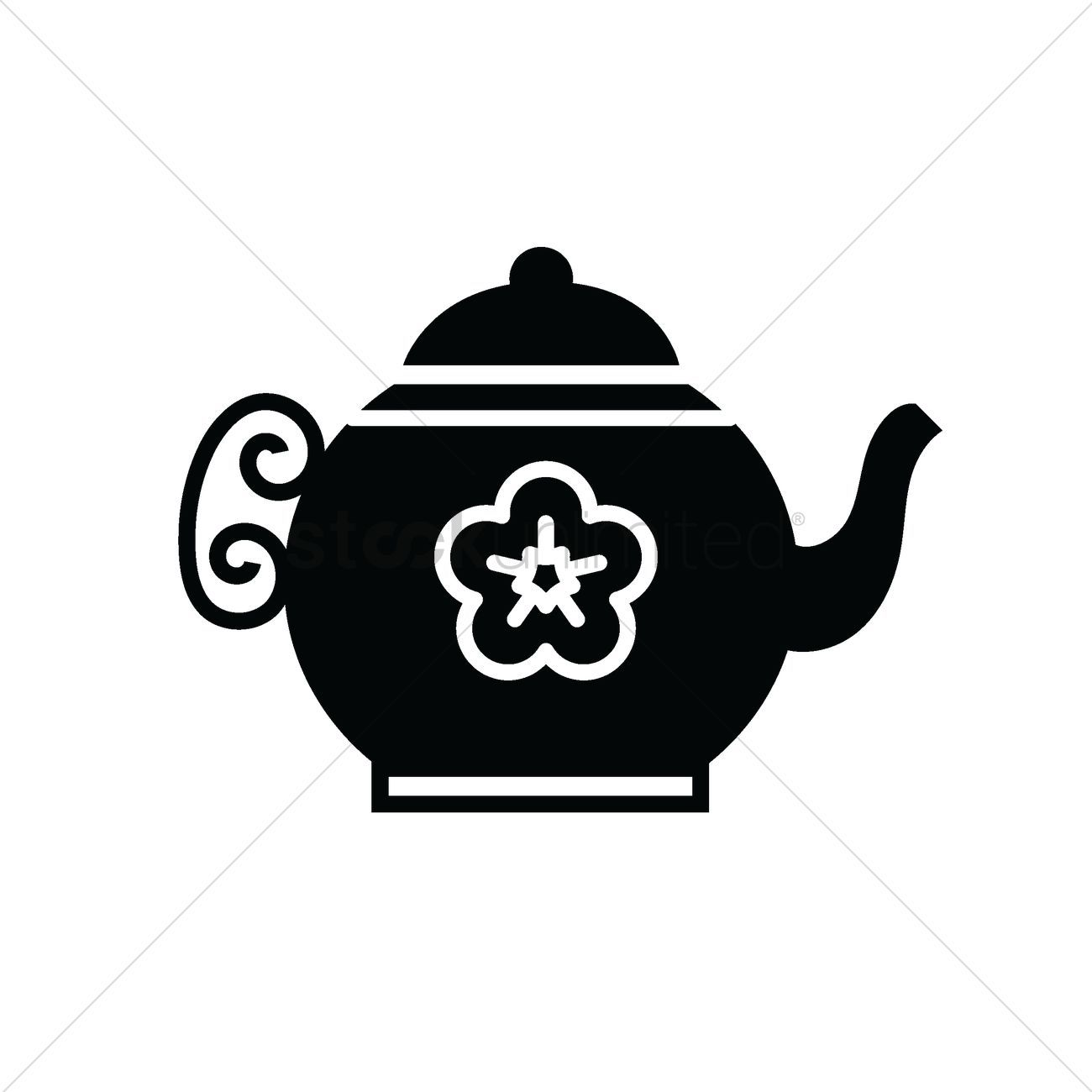 Chinese traditional teapot vector illustration , #AFFILIATE, #traditional, #Chinese, #teapot, #illustration, #vector #affiliate