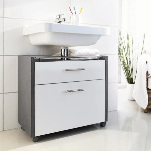 Bad eitelkeit unterschrank Home and Office Pinterest - accessoires für badezimmer
