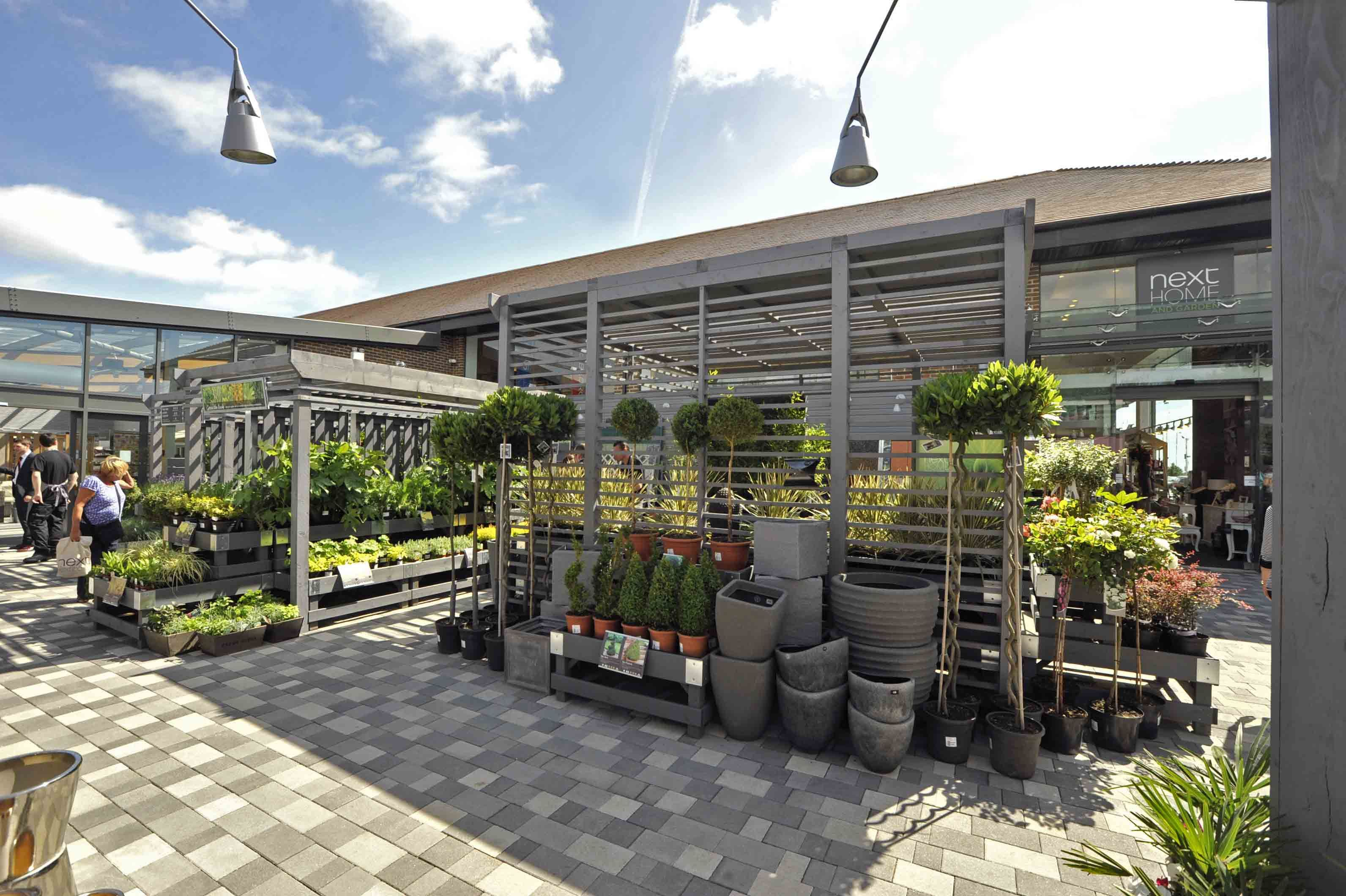 Superbe Fashion Chain Next Has Opened Its First UK Garden Centre. The High Street  Retailer Cut