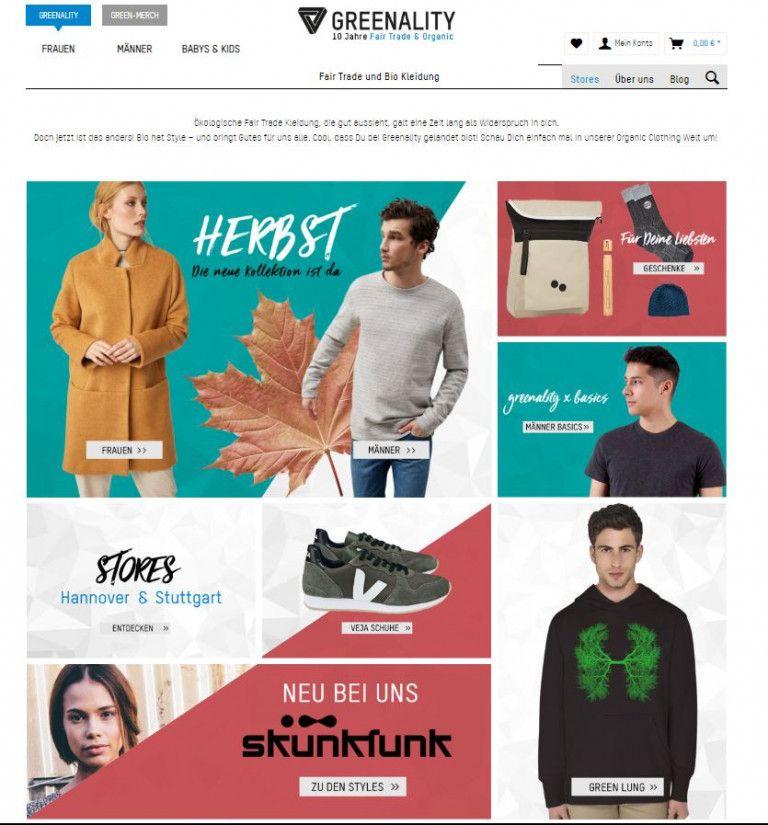 Die Besten Online Shops Mode