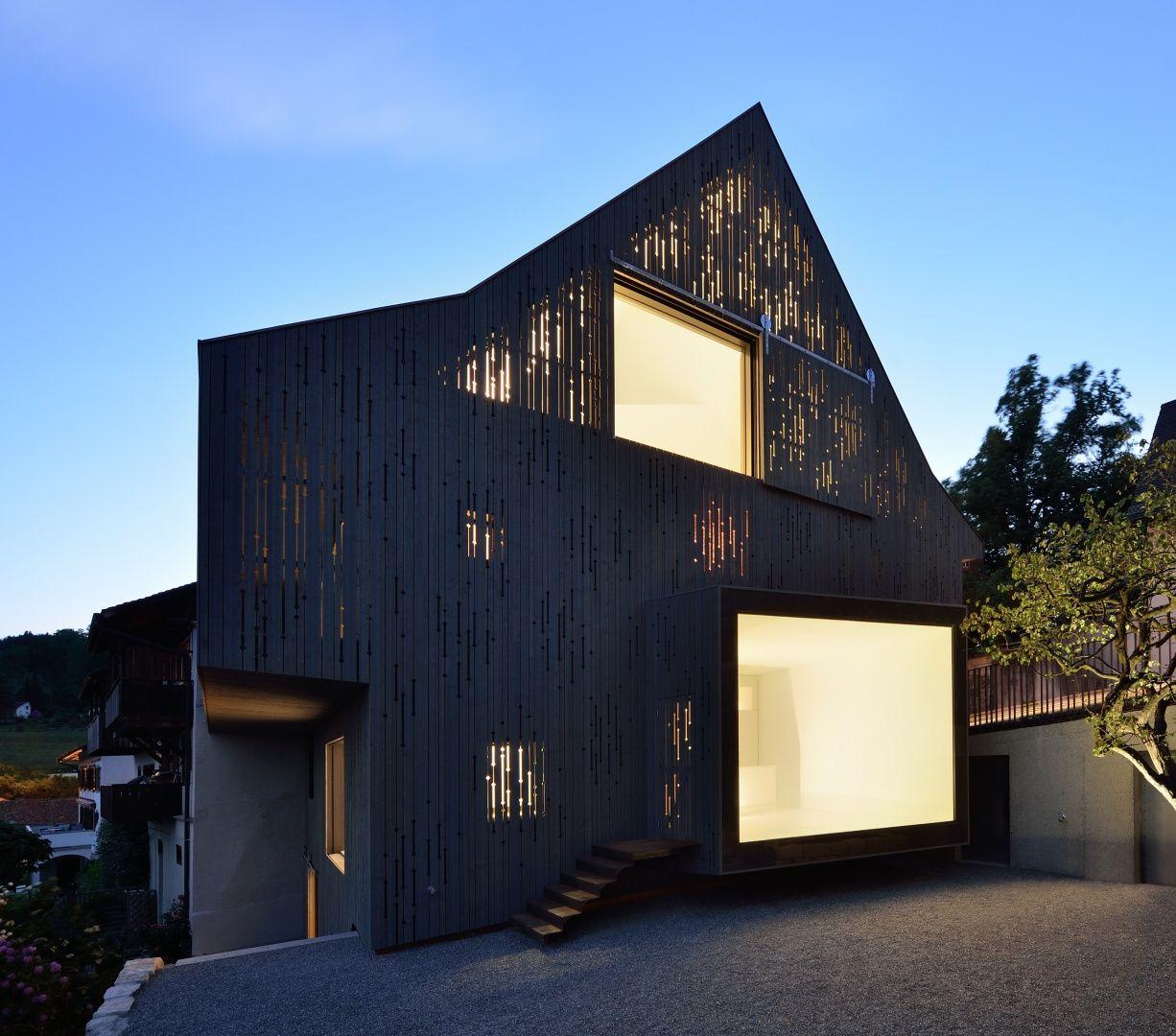 Umbau Haus Lendenmann   Schweizer Baudokumentation   Thema ...