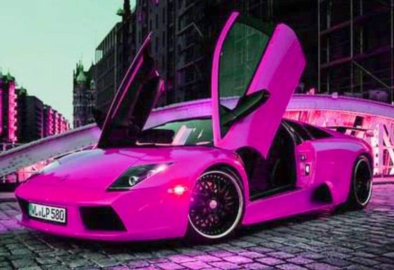 hot pink dream car pretty pink pinterest. Black Bedroom Furniture Sets. Home Design Ideas
