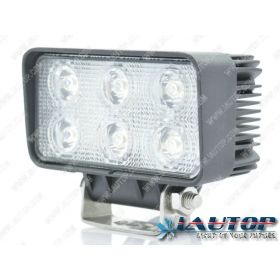18w Atv Working Light Led 12v 4 4 6000k Waterproof Rohs Can Be Widely Used For Atvs Etc All Vehicle This 18w Led Wo Led Work Light Work Lights Tractor Lights